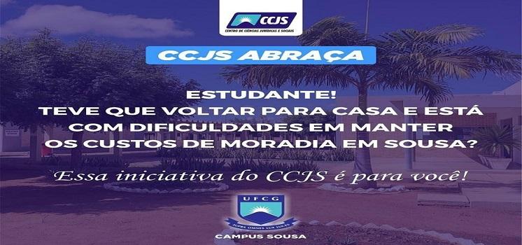 Projeto CCJS Abraça
